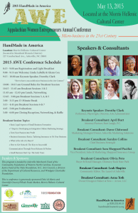 AWEconference2015